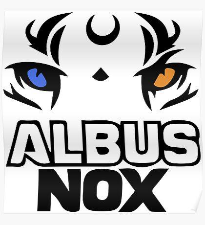 Albus Nox Luna Poster