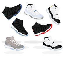 Air Jordan 11s by DSC94