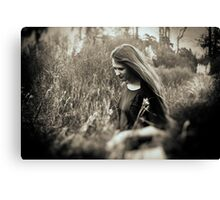 Still Young Canvas Print