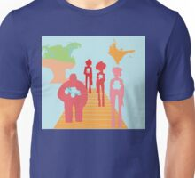 Gorillaz History Silhouette Unisex T-Shirt