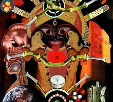 Scarab Beetle Sphinx. by Andrew Nawroski