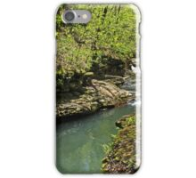 indian creek iPhone Case/Skin