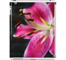 A Study In Lilies - XVIII iPad Case/Skin