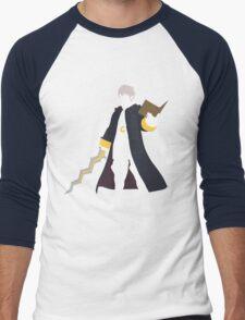 Robin Vector Men's Baseball ¾ T-Shirt
