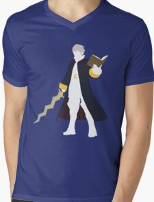 Robin Vector Mens V-Neck T-Shirt