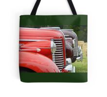 Buick lines, Canberra Centenary Car Show, 2013 Tote Bag