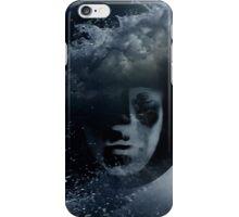 Blue moment iPhone Case/Skin