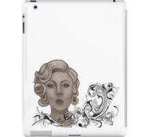 Fair lady iPad Case/Skin