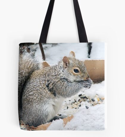Snows of the Equinox Tote Bag