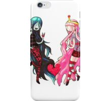 Marceline and Princess Bubblegum iPhone Case/Skin