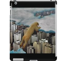 City Bear iPad Case/Skin