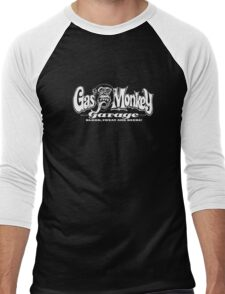 Gas Monkey Garage Blood Sweat and Beers Men's Baseball ¾ T-Shirt