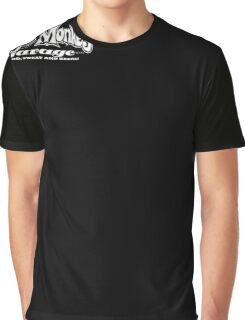 Gas Monkey Garage Blood Sweat and Beers Graphic T-Shirt