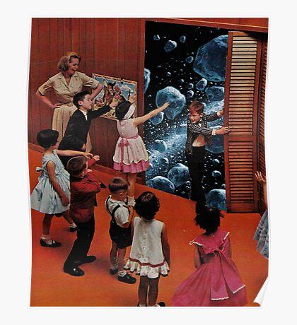 Closet Space Poster