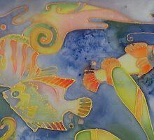 Underwater Life 2 by ArtByRuta