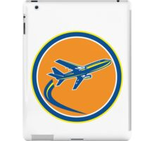 Commercial Jet Plane Airline Flying Retro iPad Case/Skin