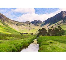 Warnscale Beck, Buttermere Photographic Print
