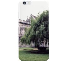 Cloisters Noyons France 19840508 0024 iPhone Case/Skin