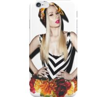 Iggy Floral iPhone Case/Skin
