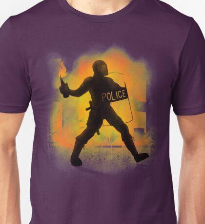 Riot Cops Unisex T-Shirt