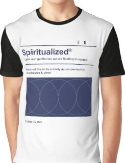 spiritualized Graphic T-Shirt
