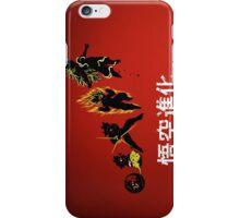 Kakarot Evolution iPhone Case/Skin