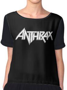 Anthrax Chiffon Top