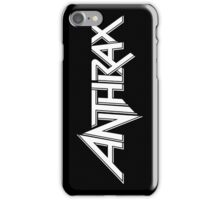 Anthrax iPhone Case/Skin
