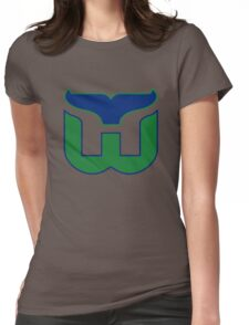 Whalers Womens Fitted T-Shirt