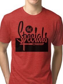 The Specials 2Tone Tri-blend T-Shirt