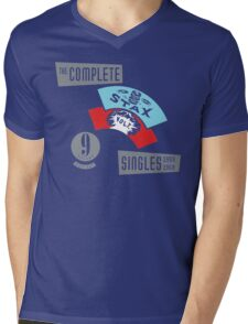 The Complete Singles From 1959 - 1968, Stax Records Volume 9 Boxset Mens V-Neck T-Shirt