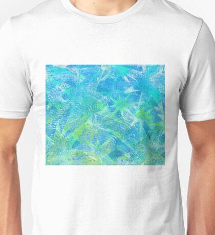 Gelatin Monoprint 10 Unisex T-Shirt
