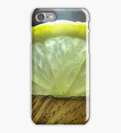Lemon Slice iPhone Case/Skin