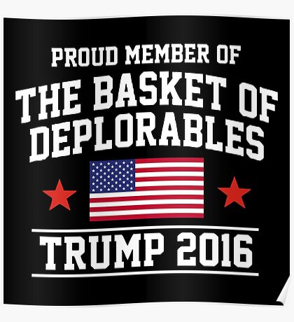 The Basket of Deplorables Poster