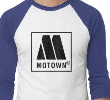 motown Men's Baseball ¾ T-Shirt