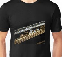 Trevor James Meets Earlham - Flute and Sax  Unisex T-Shirt