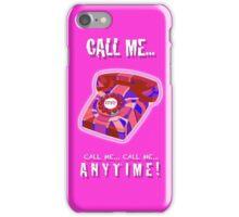 CALL ME iPhone Case/Skin