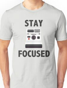 Retro Photographer Unisex T-Shirt