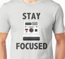 Cool Retro Camera Pun Unisex T-Shirt