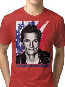 matthew mcconaughey Tri-blend T-Shirt