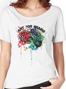 art for brains Women's Relaxed Fit T-Shirt