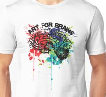 art for brains Unisex T-Shirt