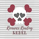 Romance Reading Rebel by chelleyreads