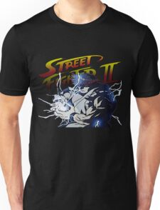 Street Fighter 2 - Ryu Hudouken Unisex T-Shirt