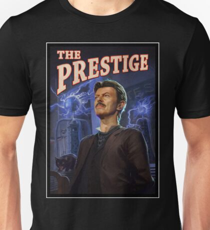 David Bowie - The Prestige Unisex T-Shirt