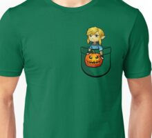 The Legend of Zelda Link Halloween Pumpkin Unisex T-Shirt