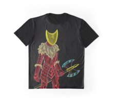 Neon Knight Graphic T-Shirt