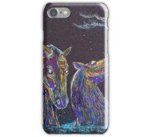 The Kelpies iPhone Case/Skin