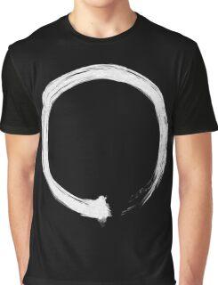 Zen Enso White Graphic T-Shirt