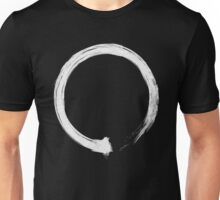 Zen Enso White Unisex T-Shirt